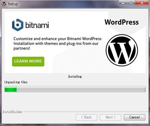 wordpress_installing