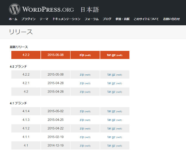 wordpress_downgrade1
